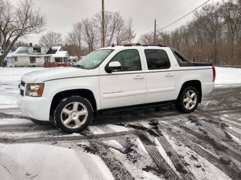 2007 Chevrolet Avalanche for sale at Depue Auto Sales Inc in Paw Paw MI