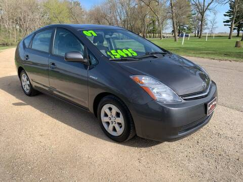 2007 Toyota Prius for sale at BROTHERS AUTO SALES in Hampton IA