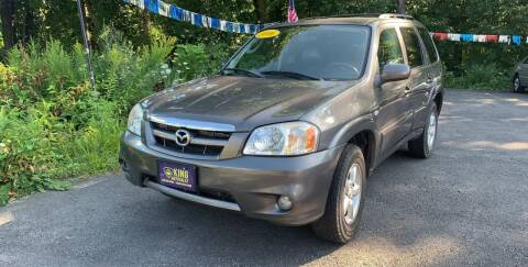 2006 Mazda Tribute for sale at King Auto Sales in Leominster MA