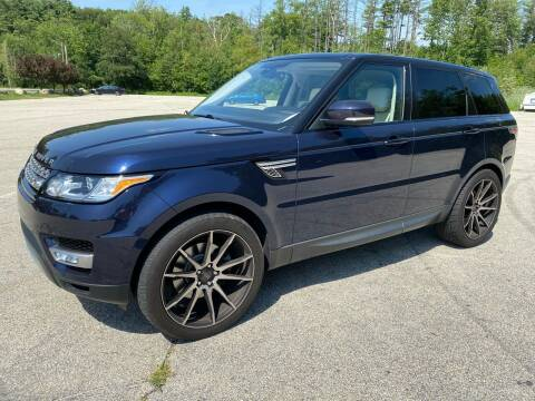 2014 Land Rover Range Rover Sport for sale at Amherst Street Auto in Manchester NH
