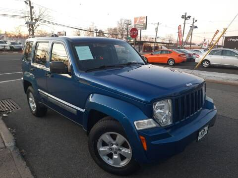 2010 Jeep Liberty for sale at K & S Motors Corp in Linden NJ