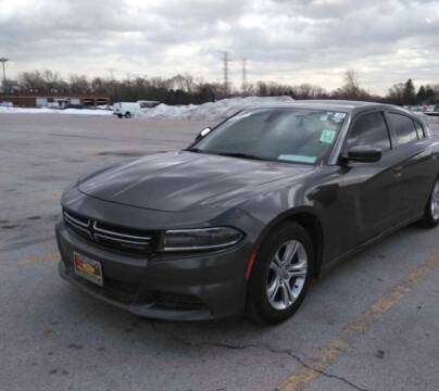 2015 Dodge Charger for sale at Valpo Motors Inc. in Valparaiso IN