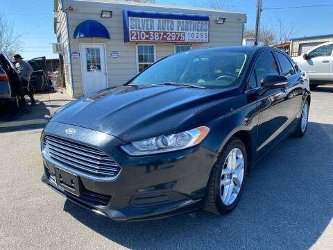 2014 Ford Fusion for sale at Silver Auto Partners in San Antonio TX