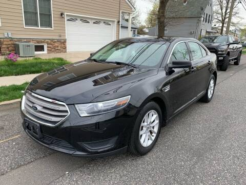 2014 Ford Taurus for sale at Jordan Auto Group in Paterson NJ