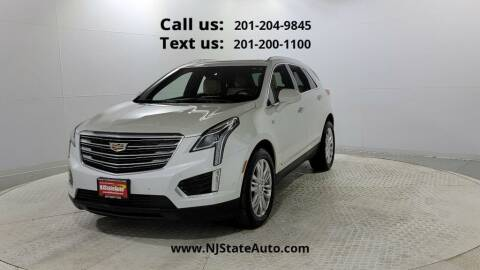 2017 Cadillac XT5 for sale at NJ State Auto Used Cars in Jersey City NJ
