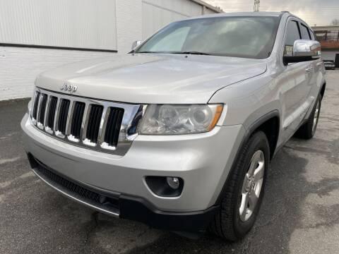 2011 Jeep Grand Cherokee for sale at Atlanta's Best Auto Brokers in Marietta GA
