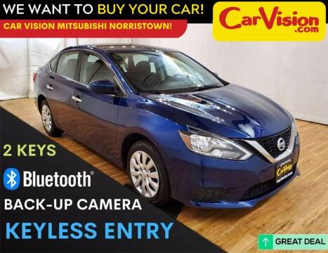 2019 Nissan Sentra for sale at Car Vision Mitsubishi Norristown in Trooper PA