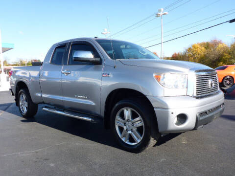 2011 Toyota Tundra for sale at RUSTY WALLACE HONDA in Knoxville TN