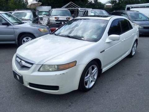 2005 Acura TL for sale at Wilson Investments LLC in Ewing NJ