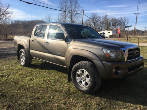 2009 Toyota Tacoma for sale at DONS AUTO CENTER in Caldwell OH