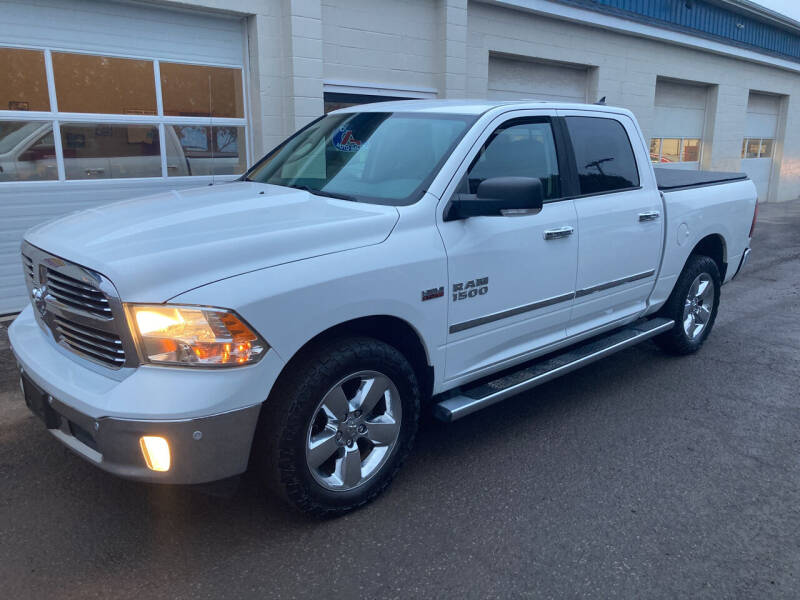 2014 RAM Ram Pickup 1500 for sale at Ogden Auto Sales LLC in Spencerport NY