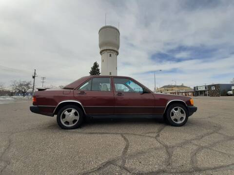 1985 Mercedes-Benz 190-Class for sale at Tower Motors in Brainerd MN