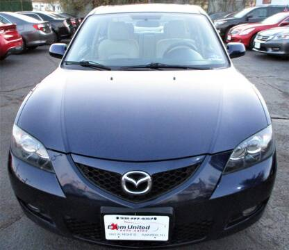 2008 Mazda MAZDA3 for sale at Exem United in Plainfield NJ