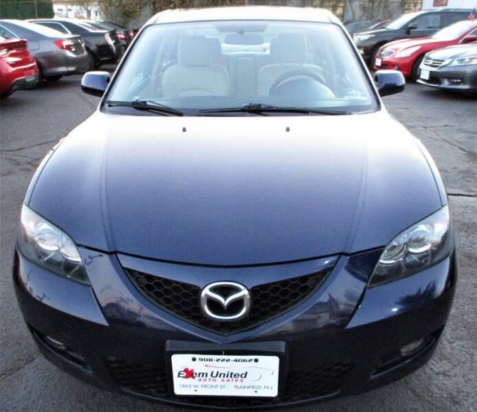 2008 Mazda MAZDA3 for sale at Exem United in Plainfield NJ