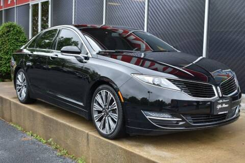 2016 Lincoln MKZ for sale at Alfa Romeo & Fiat of Strongsville in Strongsville OH