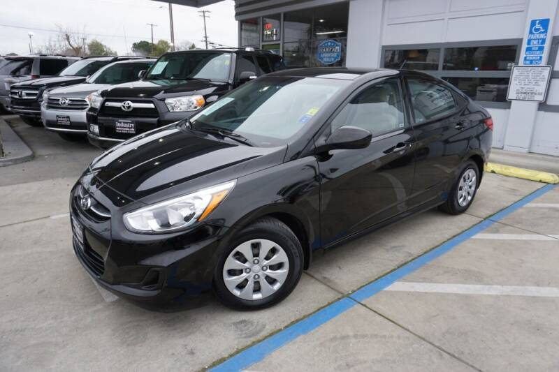 2016 Hyundai Accent for sale at Industry Motors in Sacramento CA