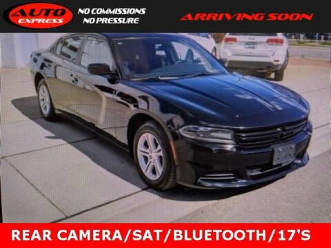 2019 Dodge Charger for sale at Auto Express in Lafayette IN