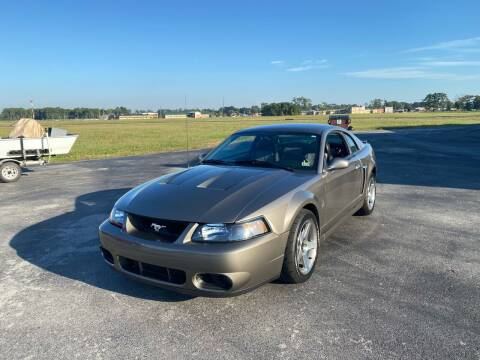 2003 Ford Mustang SVT Cobra for sale at Select Auto Sales in Havelock NC