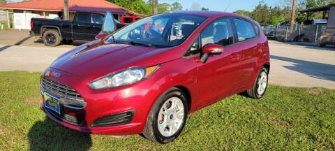 2014 Ford Fiesta for sale at COLLECTABLE-CARS LLC in Nacogdoches TX