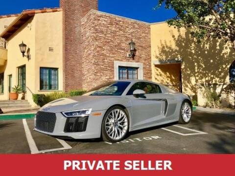 2017 Audi R8 for sale at US 24 Auto Group in Redford MI