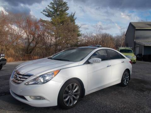 2013 Hyundai Sonata for sale at Manchester Motorsports in Goffstown NH