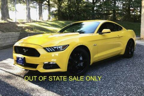2015 Ford Mustang for sale at TRUST AUTO in Sykesville MD