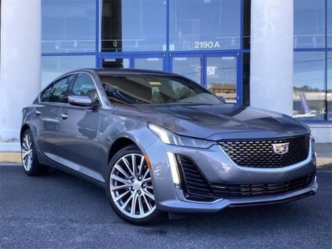 2020 Cadillac CT5 for sale at Capital Cadillac of Atlanta New Cars in Smyrna GA