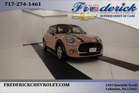 2018 MINI Hardtop 2 Door for sale at Lancaster Pre-Owned in Lancaster PA