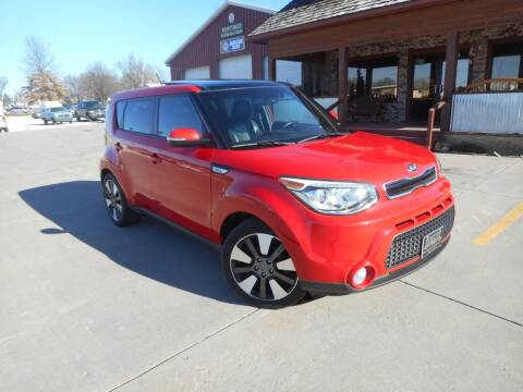 2014 Kia Soul for sale at Boyett Sales & Service in Holton KS