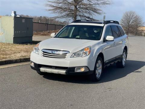 2011 Subaru Outback for sale at CarXpress in Fredericksburg VA