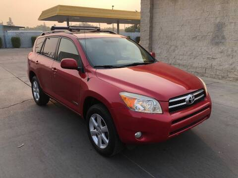 2007 Toyota RAV4 for sale at Fast Lane Motors in Turlock CA