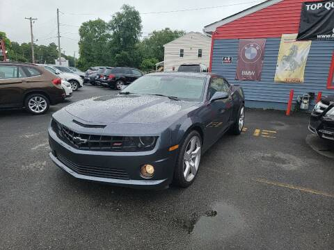 2010 Chevrolet Camaro for sale at Top Quality Auto Sales in Westport MA