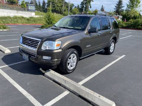 2008 Ford Explorer for sale at Washington Auto Loan House in Seattle WA