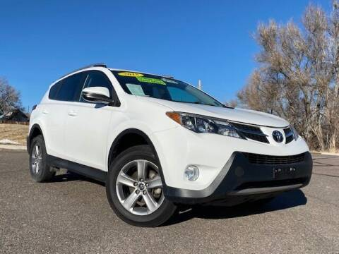 2015 Toyota RAV4 for sale at UNITED Automotive in Denver CO