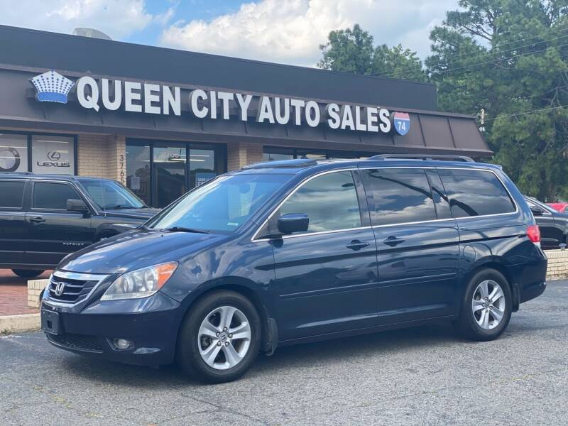 2010 Honda Odyssey for sale at Queen City Auto Sales in Charlotte NC
