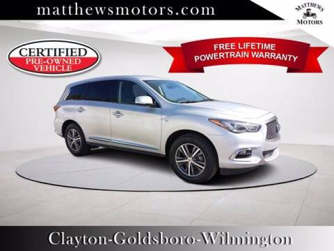 2020 Infiniti QX60 for sale at Auto Finance of Raleigh in Raleigh NC