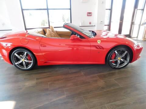 2014 Ferrari California for sale at Shedlock Motor Cars LLC in Warren NJ