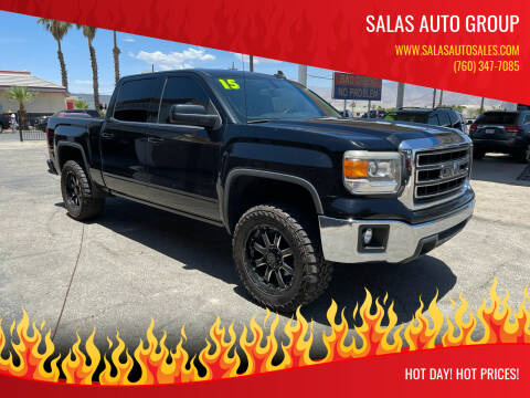 2015 GMC Sierra 1500 for sale at Salas Auto Group in Indio CA