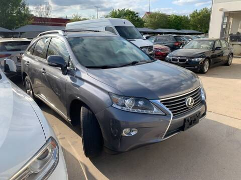2013 Lexus RX 350 for sale at Excellence Auto Direct in Euless TX