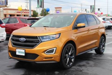 2015 Ford Edge for sale at Preferred Auto Fort Wayne in Fort Wayne IN