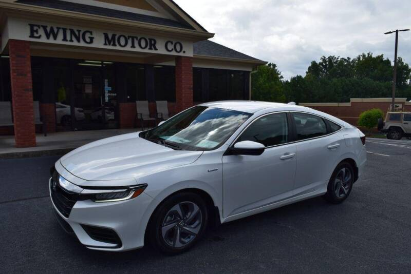 2019 Honda Insight for sale at Ewing Motor Company in Buford GA