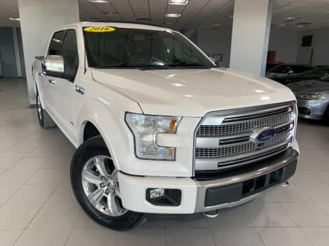 2016 Ford F-150 for sale at Auto Mall of Springfield in Springfield IL