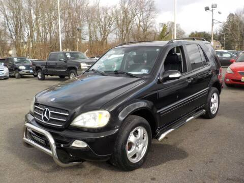 2004 Mercedes-Benz M-Class for sale at United Auto Land in Woodbury NJ
