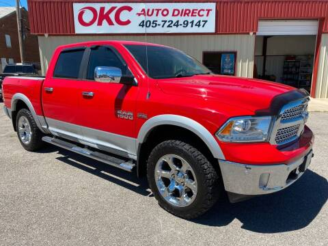 2014 RAM Ram Pickup 1500 for sale at OKC Auto Direct in Oklahoma City OK