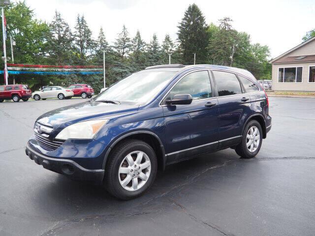 2009 Honda CR-V for sale at Patriot Motors in Cortland OH