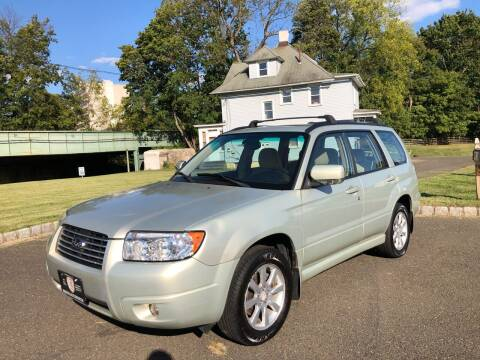 2006 Subaru Forester for sale at Mula Auto Group in Somerville NJ
