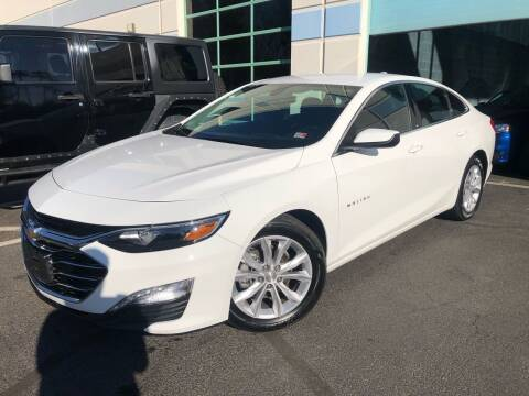 2020 Chevrolet Malibu for sale at Best Auto Group in Chantilly VA
