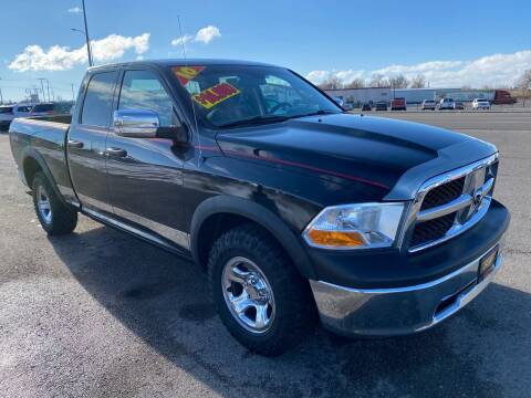 2010 Dodge Ram Pickup 1500 for sale at Top Line Auto Sales in Idaho Falls ID
