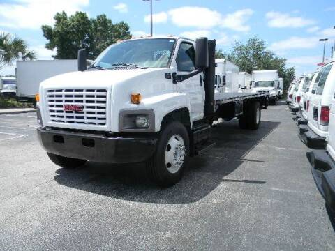 2007 GMC C7500 for sale at Longwood Truck Center Inc in Sanford FL