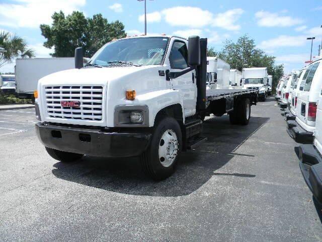 2007 GMC C7500 for sale at Longwood Truck Center Inc in Sanford FL